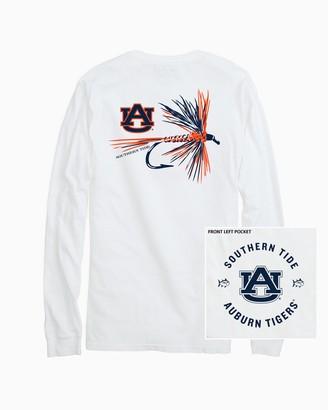 Southern Tide Auburn Tigers Fly Long Sleeve T-Shirt