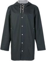 Stutterheim matte raincoat