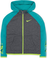 Nike Colorblocked Hooded Jacket, Toddler & Little Girls (2T-6X)