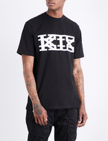 Kokon To Zai Logo-print cotton-jersey T-shirt