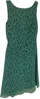Versus Green Lace Dress for Women Vintage