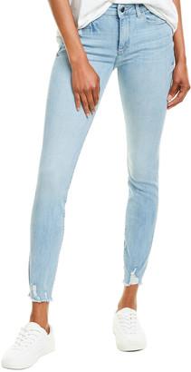 DL1961 Premium Denim Florence Dupont Mid-Rise Instasculpt Skinny Leg Jean