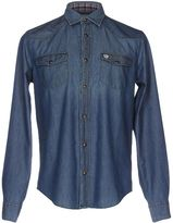 Henry Cotton's Denim shirts