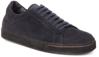 Vince Noble Sport Suede Low-Top Sneakers