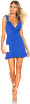 superdown Emily Ruffle Flare Dress