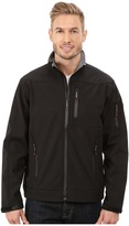 Roper Solid Black Softshell Jacket