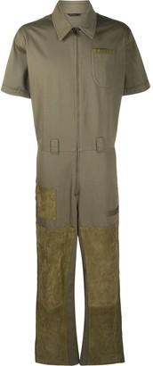 Fendi Workwear Overall