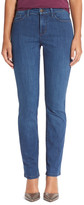 NYDJ &Sheri& Stretch Skinny Jeans (Valencia) (Petite)