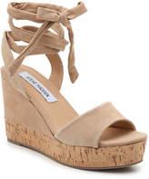 Steve Madden Halia Wedge Sandal - Women's