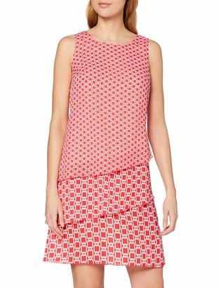 Taifun Women's 580014-11019 Casual Dress