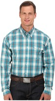 Roper Big & Tall 0049 Box Plaid