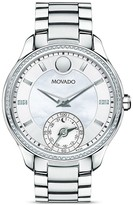 Movado Bellina Motion Smart Watch with Diamonds, 39mm