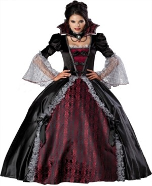BuySeasons Buy Seasons Women's Vampiress of Versailles Elite Costume