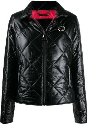 Philipp Plein Crystal jacket