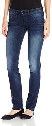 G Star Women's Midge Straight Leg Jean Jean
