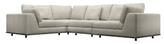 Modloft Perry L Sectional Sofa Set (4 PC)