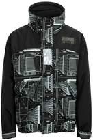 Billionaire Boys Club Skyscraper Printed Shell Jacket
