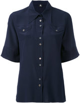 Paul Smith shortsleeved shirt - women - Silk - 42