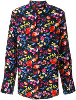 Kenzo busy floral print shirt