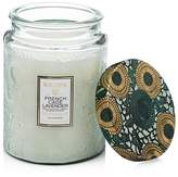 Voluspa Japonica French Cade & Lavender Large Glass Candle