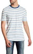 Faherty Striped Pocket Tee