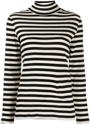 Seventy Monochrome Stripe Jumper