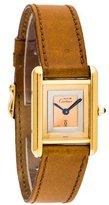 Cartier Must de Tank Watch