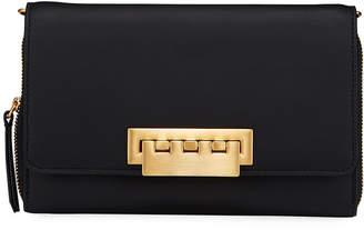 Zac Posen Eartha Leather Crossbody Wallet on a Chain