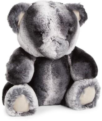 Salon Only Rabbit Fur Teddy Bear