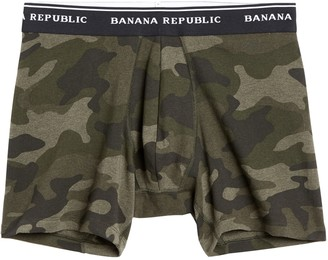 Banana Republic Stretch SUPIMA Cotton Boxer Brief