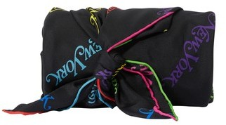 """MARC JACOBS, THE Marc Jacobs New York Sq"""""""" scarf"""