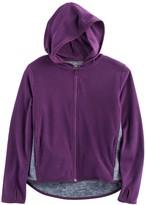 SO Girls 7-16 & Plus Size SO® Full Zip Microfleece Hoodie