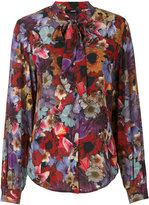 Diesel floral print blouse - women - Viscose - XS