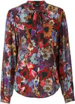 Diesel floral print blouse