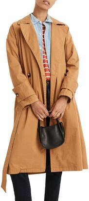 Madewell Sedgwick Trench Coat