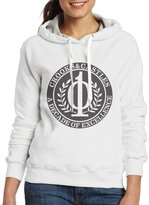 GTSTCHD Women's Crooks & Castles Fleece Hoodie L