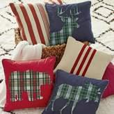 Birch Lane Moose Plaid Pillow Cover Heritage