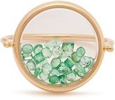 AURÉLIE BIDERMANN FINE JEWELLERY Emerald & yellow-gold ring