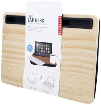 Kikkerland iBed iPad Lap Desk Wood