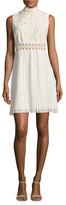 Anna Sui Lace Flared Dress