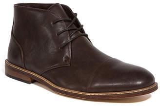 Deer Stags Men Jayden Lightweight Memory Foam Dress Comfort Classic Cap Toe Chukka Boot Men Shoes