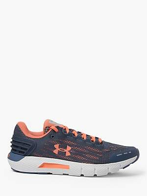 Under Armour Charged Rogue Women's Running Shoes, Grey/Coral Dust