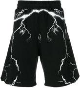 Marcelo Burlon County of Milan Telgo shorts
