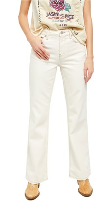 Free People Laurel Canyon High Waist Flare Jeans