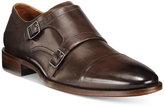 Johnston & Murphy Men's Nolen Double Monk Cap Toe Loafers