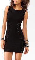 Forever 21 Beaded Bodycon Dress