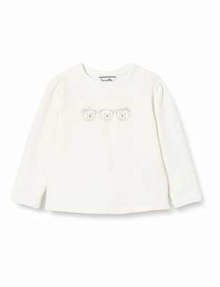 Sanetta Baby Girls Fiftseven Sweatshirt Ivory