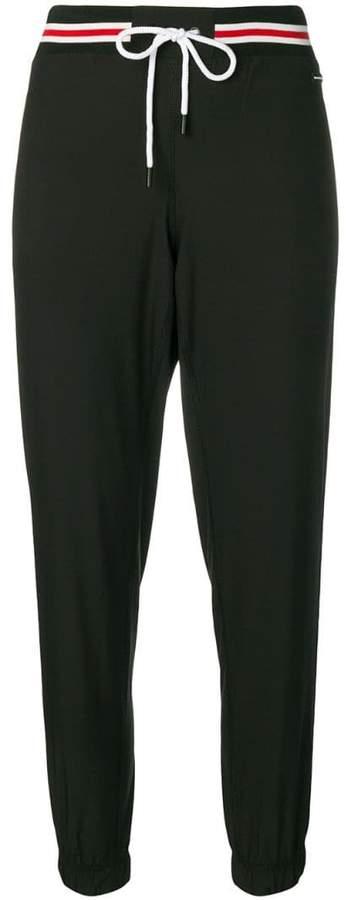 DKNY Sport striped track pants