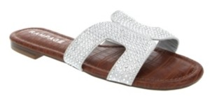 Rampage Ophelia Flat Sandals Women's Shoes