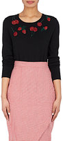Altuzarra Women's Harding Embellished Wool Sweater